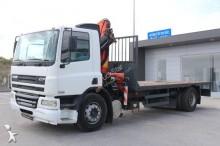camião estrado / caixa aberta DAF