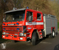 camião bombeiros bomba/toneladas e socorro das estradas usado