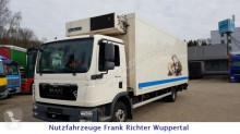 camión MAN 12.210 Kühlwagen,364TKM,LBW,2 Kammer System, TOP