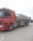 vrachtwagen tank onbekend