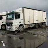 vrachtwagen bakwagen onbekend