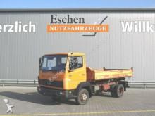 camion Mercedes 814 814 K, 4x2, Blatt, AHK