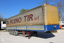 camion Brenta SEMIRIMORCHIO, CENTINATO SPONDE, 3 assi