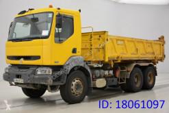 Renault LKW Zweiseitenkipper