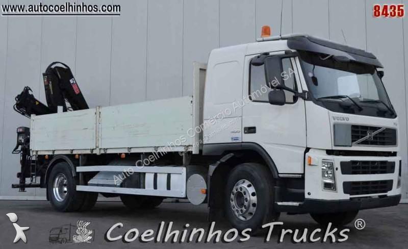 Voir les photos Camion Volvo FM 400