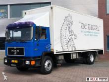 camião frigorífico mono temperatura MAN