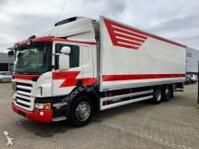 camião frigorífico mono temperatura Scania