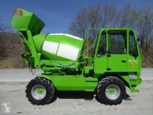 камион бетон миксер Merlo