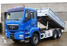 MAN TGS 26.360 6x4 EURO 4 WYWROTKA truck