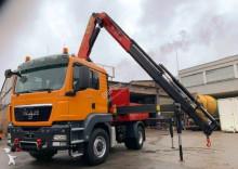 MAN 18.440 4x4 PALFINGER PK 29002 D CIĄGNIK SIODŁOWY EURO 5 HDS PERFORMANCE truck
