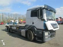 MAN TGS26.400 6X2 BDF CHASSIS EURO 6 truck