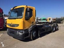 ciężarówka podwozie Renault