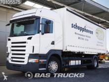 ciężarówka do transportu kontenerów Scania