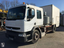 camion Renault P260,16 EQUIPE ENROBES