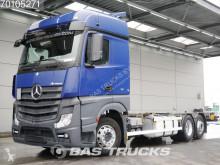 грузовик BDF Mercedes