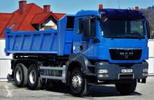 camião MAN TGS 33.360 Kipper+Bordmatic 5,20m*6x4*Topzustand