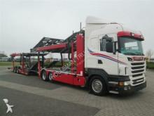 camion bisarca Scania