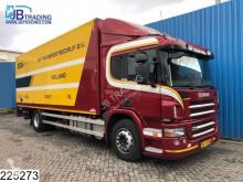 camion furgon Scania