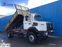 Renault Gamme C 280 Steel suspension, Manual, Borden, Hub reduction truck