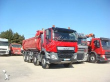 used construction dump truck