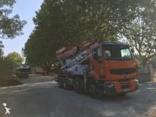 camión hormigón mezclador + bomba Renault