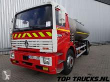 камион цистерна втора употреба
