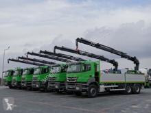 camion Mercedes AXOR/ACTROS /2633/2636/CRANE HIAB 144 / REMOTE