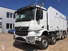 camion aspirapolvere Mercedes