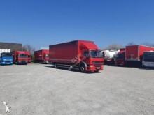 vrachtwagen Schuifzeilen DAF