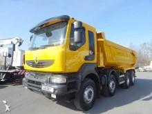 camion benne Enrochement Renault