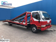 Mitsubishi car carrier truck