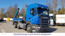 camion Scania R470, Meiller AK16T, HU01/20,Retarder,Schaltgetr