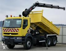 Renault Kerax 370 DCI* Kipper 4,50 m + Kran6x4Topzustand truck