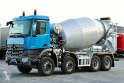 камион бетон миксер Mercedes