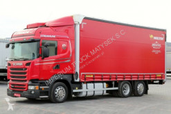 camion Scania R 410 / JUMBO 120M3 /VEHICULAR /EURO 6/ RETARDER