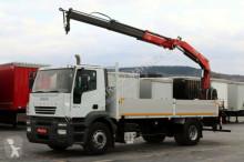Iveco STRALIS 270 / 4X2 /CRANE FASSI F150 /REMOTE truck