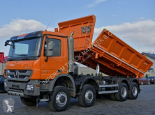 camion Mercedes ACTROS 4141 / 8X8 / 2 SIDED TIPPER / BORTMATIC /