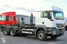 camion MAN TGX 26.480 / 6X6/ HOOKLIFT / MARREL / SLEEP CAB