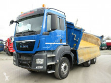 camion MAN TG-S 26.480 6x4 BB 3-Achs Kipper Bordmatik