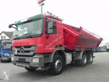 camion Mercedes Actros 2644 6x4 3-Achs Kipper Meiller