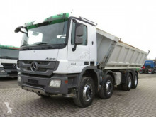 camião Mercedes Actros 4141 K 8x4 4-Achs Kipper Carnehl