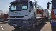camión caja abierta estándar Renault