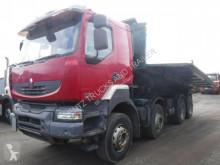 camião tri-basculante Renault