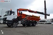Palfinger MERCEDES-BENZ - AXOR 2633 / WYWROTKA 6X4 + HDS PK 15500 truck