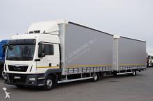 MAN TGL / 12.250 / E 6 / ZESTAW 120 M3 / ŁAD 12 275 KG truck