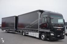 ciężarówka z przyczepą MAN TGX / 18.400 / E 6 / XXL / ZESTAW PRZEJAZDOWY 120