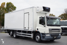 camion DAF CF / 75.360 / EURO 5 / 6 X 2 / CHŁODNIA + WINDA