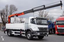 n/a MERCEDES-BENZ - AXOR / 1833 / E 5 / SKRZYNIOWY + HDS truck