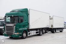 ciężarówka Scania R 480 / ZESTAW CHŁODNIA / BDF / AGREGATY TK T 800