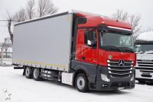 camion nc MERCEDES-BENZ - ACTROS / 2545 / EURO 6 / FIRANKA / 20 EUROPALET